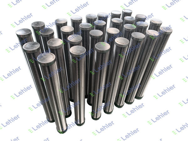 316L Reverse Wound 600 Micron Hydraulic Filter Element